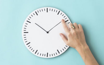 Find out how much time you need to take according to your slides
