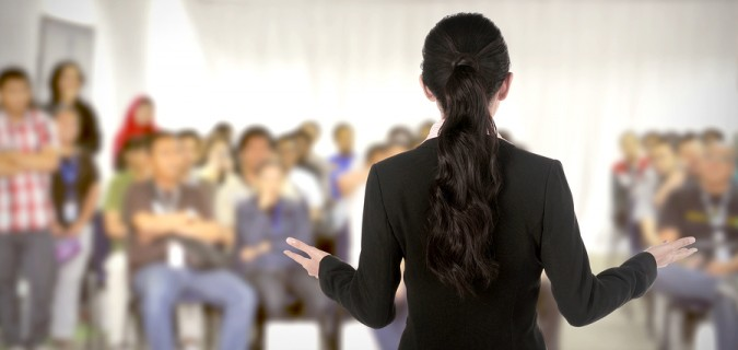 The 10 step guide on how to speak during your presentation