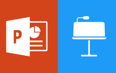 The Ultimate Battle: Powerpoint vs. Keynote