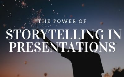 The Best Way to Use Stories in Presentations