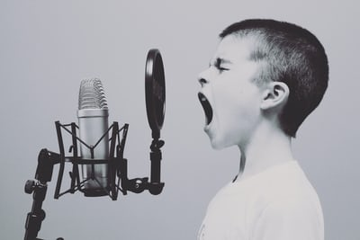 presentations with voice-over have an edge (over those without!)